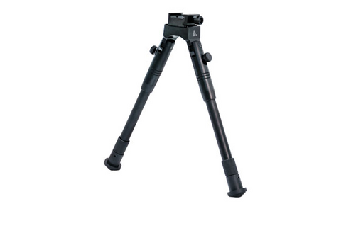 "UTG New Gen High-pro Shooters Bipod, Rubber Feet, 8.7""-10.6"""