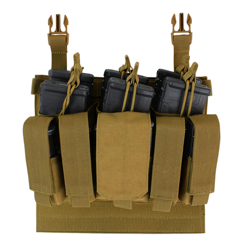 221141- VAS Recon Mag Pouch - Coyote Brown - Condor