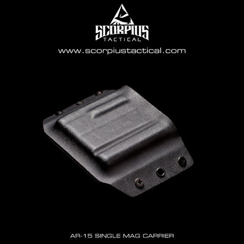 Kydex AR-15 Single Mag Carrier ( In Stock Store Item )