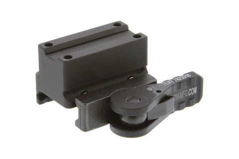 American Defense Quick Detach Trijicon MRO Mount - Absolute co-witness