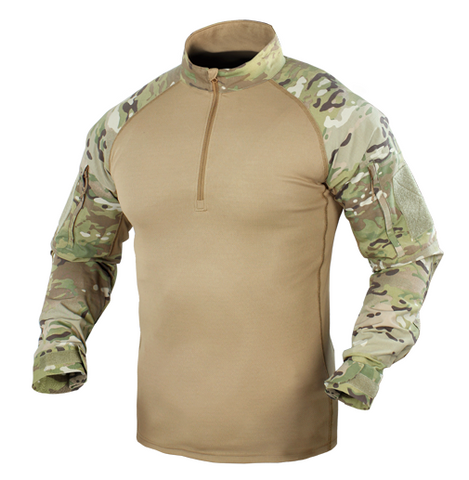 101065 - Combat Shirt with MultiCam - Condor
