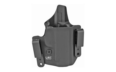 L.A.G. Tactical Defender Series OWB/IWB Holster Fits Sig P365XL Kydex Right Hand
