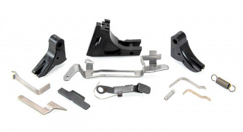 P80 9mm Frame Parts Kit w/ Complete Trigger Assembly