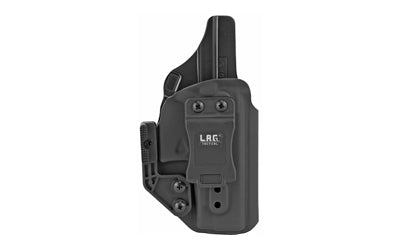 L.A.G. Tactical MK II IWB Holster Right Hand Fits Glock 19/23/32 Kydex