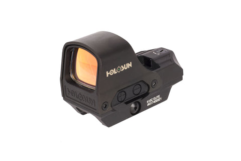 Holosun HE510C-GR Circle Green Dot Sight