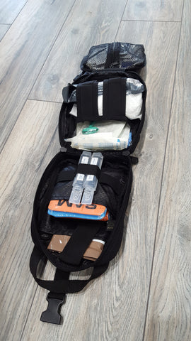 Large Medical Field Kit with Rip Away EMT Pouch