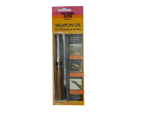 Petron Plus Weapon Oil