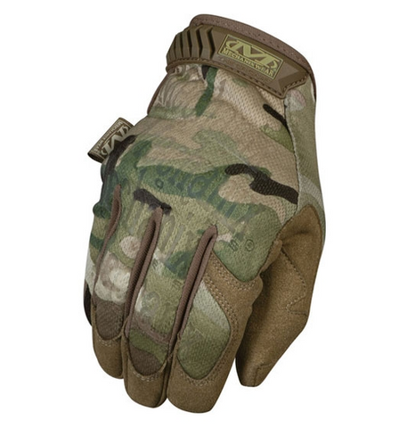 Mechanix Wear Gloves - Mechanix Wear Original glove Multicam