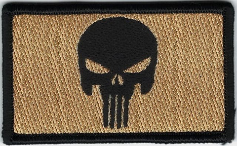 "Punisher Patch 2""x 3"""