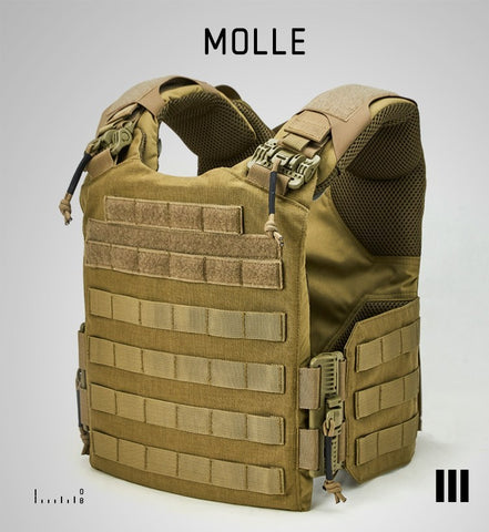 Ace Link Industries Quad-release Plate Carrier