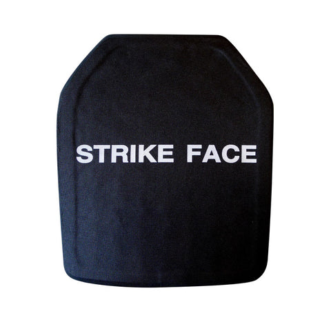 10x12 Ceramic Body Armor, Lightweight Stand Alone NIJ Level IV