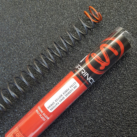 Tactical Buffer Spring - Orange Spring  AR15 and AR10