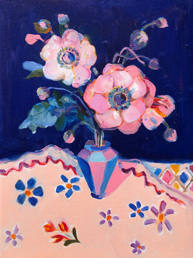 Anemones for Matisse - Limited Edition Print