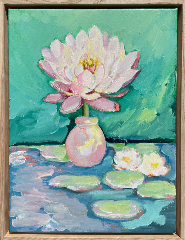 Water Lillies for Monet