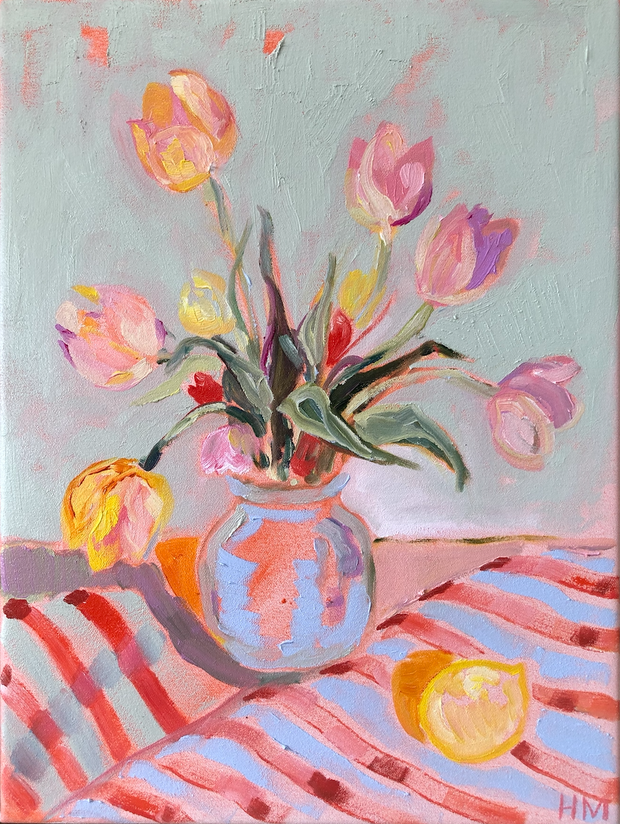 Spring Tulips - Limited Edition Print