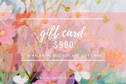 Helen McCullagh Art Gift Card