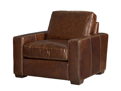 Olivier Leather Chair