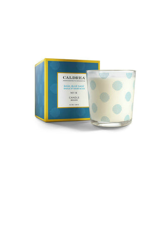 Basil Blue Sage Candle