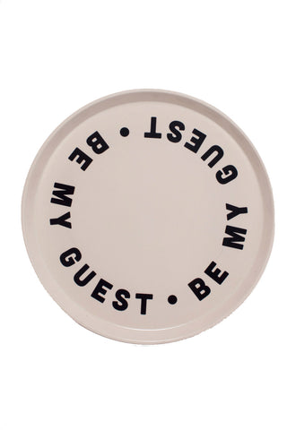 Be My Guest Drinks Tray