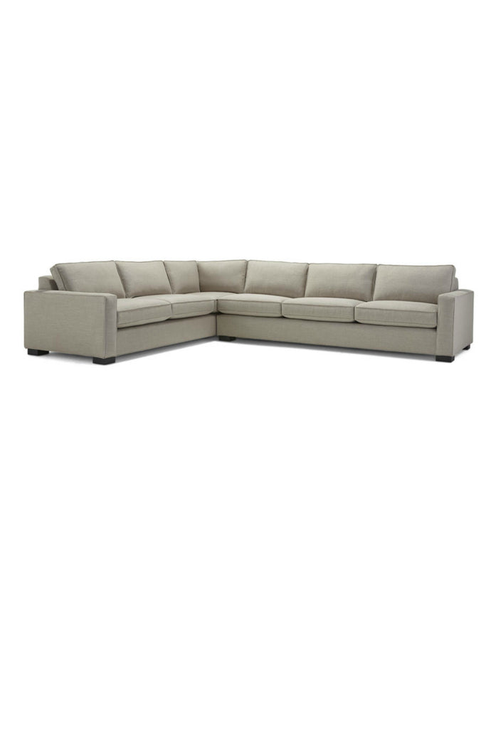 Carson Sectional by Mitchell Gold + Bob Williams