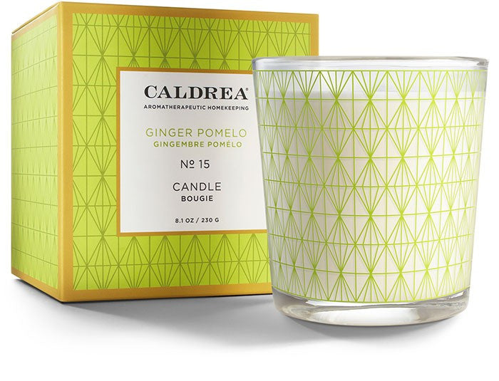 Ginger Pomelo Candle