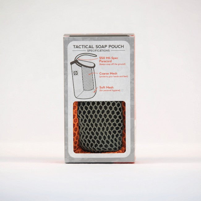 Soap On a Roap/Tactical Scrubber