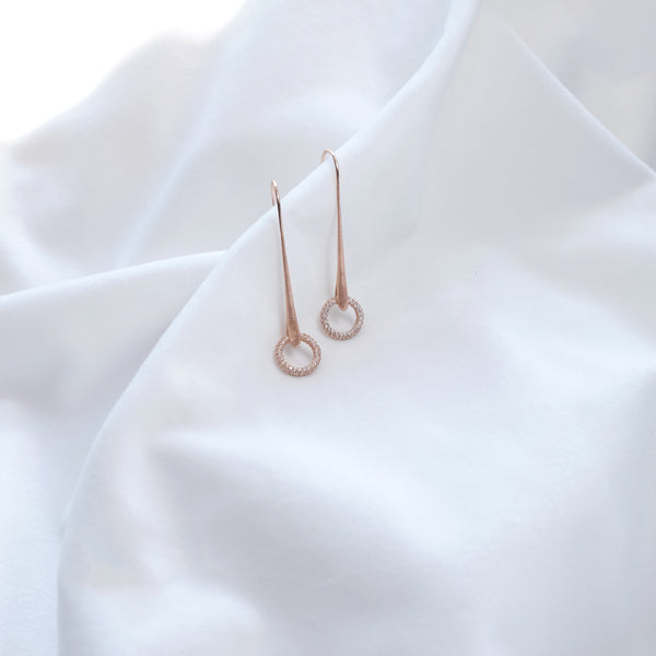 Dina Drop Earrings