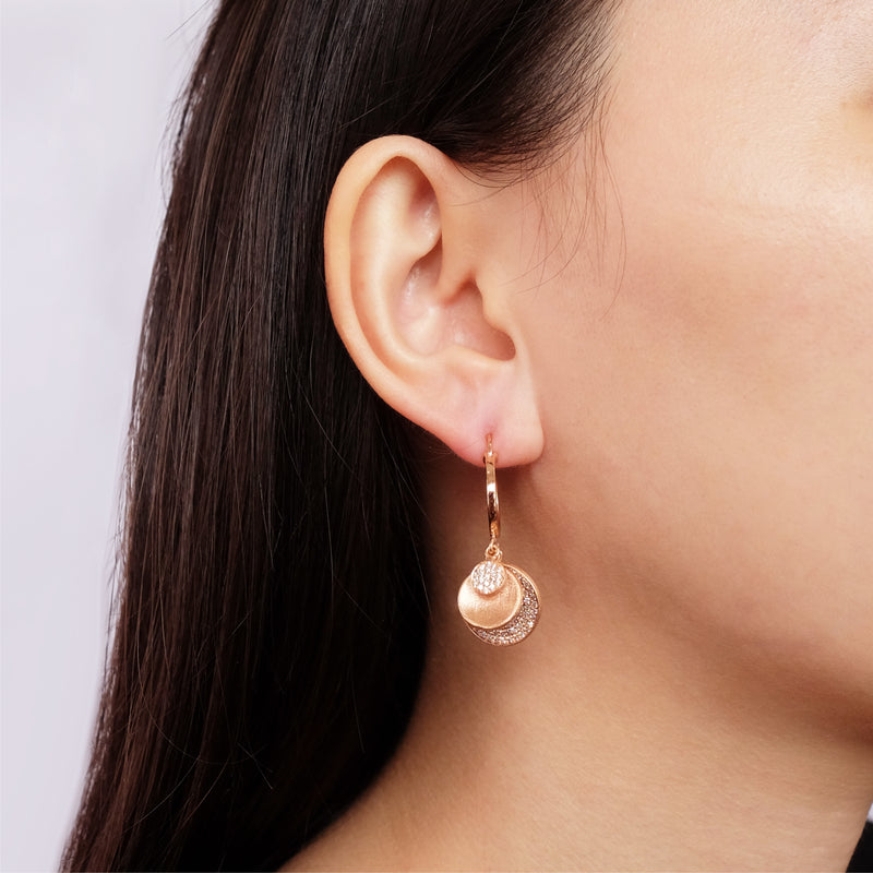 Dina Layered Earrings