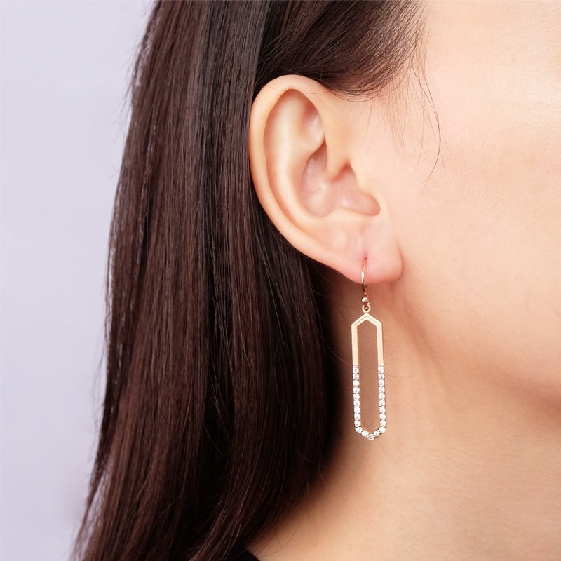 Cairo Dangling Earrings