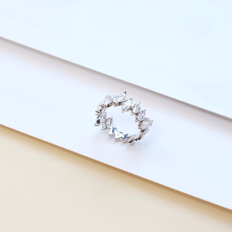 Amelia Eternity Ring