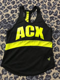 ACX Black and Neon tank