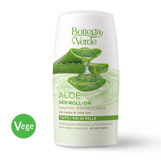 BOTTEGA VERDE ALOE VERA ROLL-ON DEODORANTTI 50 ML