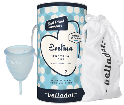 BELLADOT EVELINA SMALL & MEDIUM KUUKUPPI 1 KPL