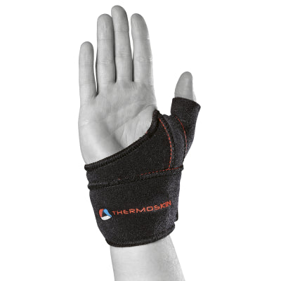 THERMOSKIN SPORT THUMB ADJUSTABLE RANNE- JA PEUKALOTUKI VASEN S/M 1 KPL