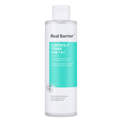 REAL BARRIER CONTRO-T TONER KASVOVESI 200 ML