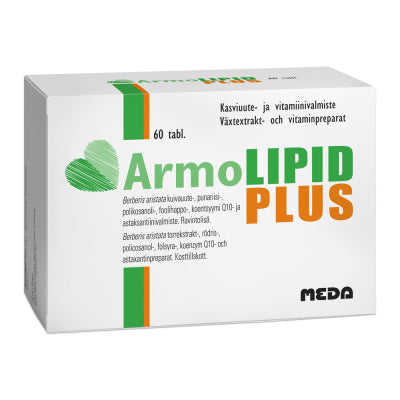 ARMOLIPID PLUS 60 TABLETTIA