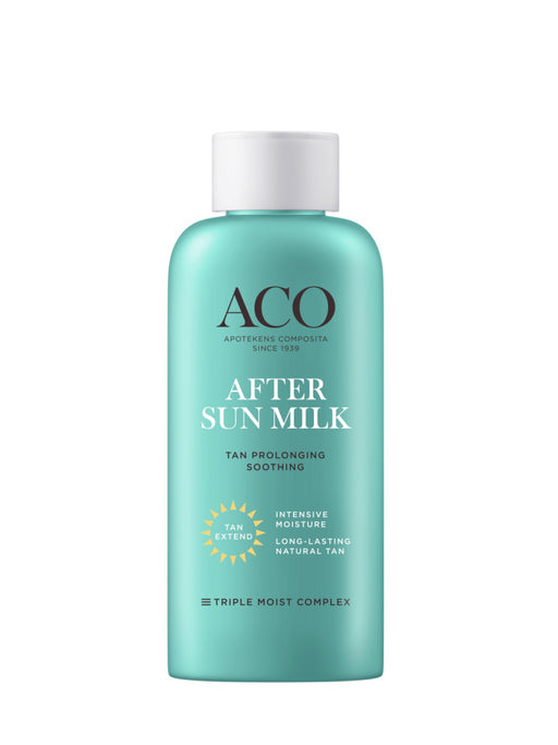 ACO SUN AFTER SUN MILK TAN EXTENDING EMULSIO 200 ML