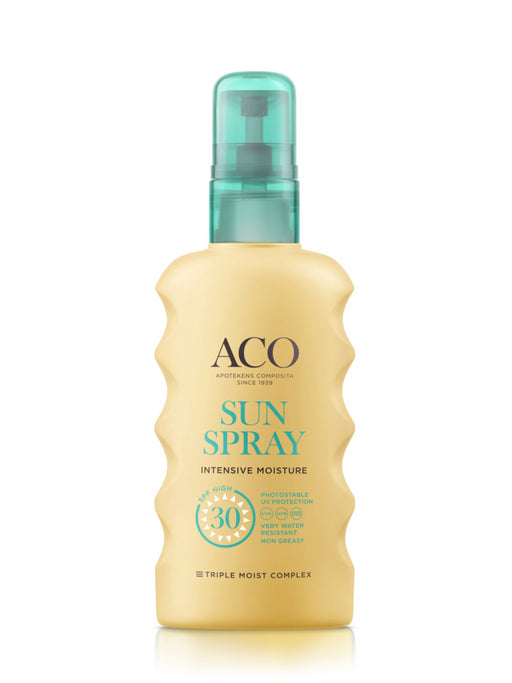 ACO SUN BODY SPRAY SPF 30 AURINKOSPRAY HAJUSTEETON 175 ML