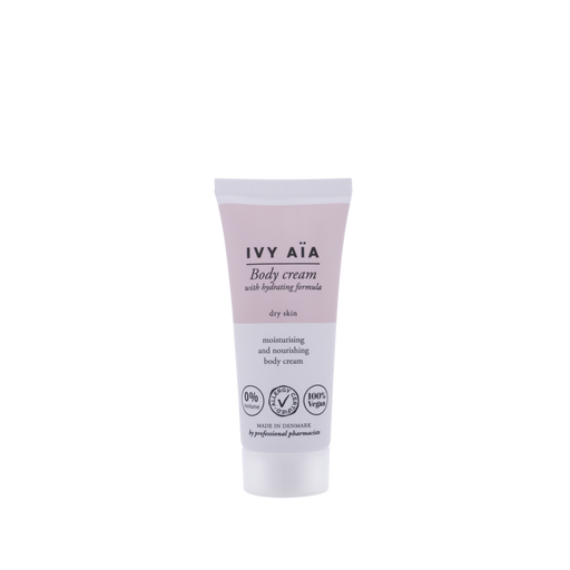 IVY AIA HYDRATING BODY CREAM KOSTEUTTAVA VARTALOVOIDE 30 ML