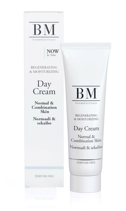 BM DAY CREAM NORMAL/COMBINATION SKIN PÄIVÄVOIDE NORMAALILLE/SEKAIHOLLE 50 ML