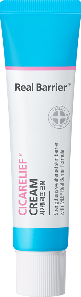 REAL BARRIER CICARELIEF CREAM CICA-VOIDE KASVOILLE 30 G