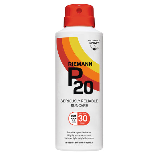 P20 SPF30 CONTINUOUS SPRAY AURINKOSUOJA 150 ML