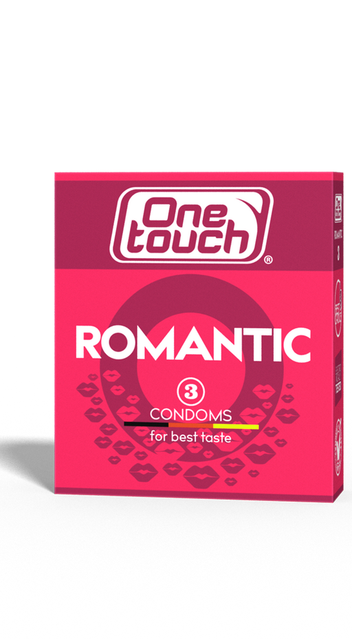 ONE TOUCH ROMANTIC KONDOMIT 12 KPL