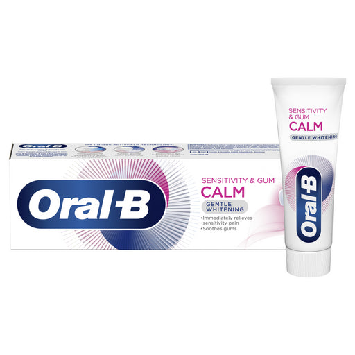 ORAL-B GUM CALM & SENSITIVE GENTLE 75 ML