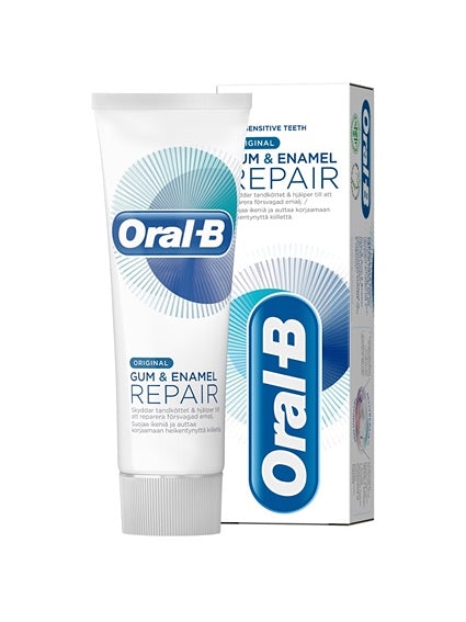 ORAL-B GUM&ENAMEL ORIGINAL HAMMASTAHNA 75 ML