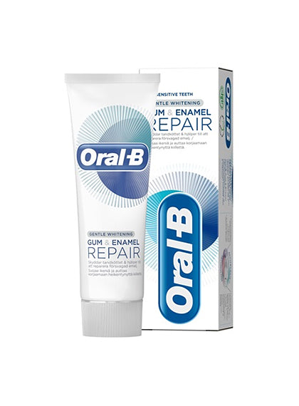 ORAL-B GUM&ENAMEL REPAIR HAMMASTAHNA 75 ML