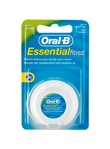 ORAL-B SATIN ESSENTIAL FLOSS HAMMASLANKA 50 M