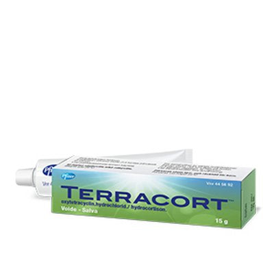TERRACORT 10 mg/g/30 mg/g voide 15 g
