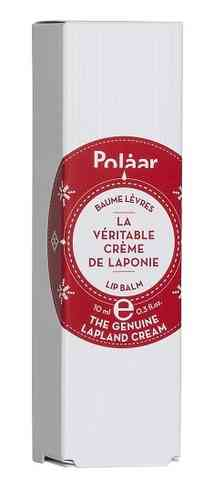 POLAAR THE GENUINE LAPLAND LIP BALM TUBE HUULIVOIDE 10 ML