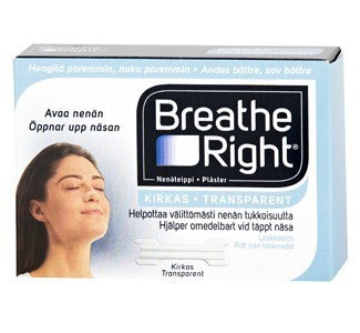 BREATHE RIGHT NENÄTEIPPI